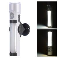 Jual Senter Lampu Emergency 2in1 PIR Motion Sensor Light Torch Murah