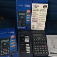 Kalkulator Citizen CT-350MS model Tutup Sin COS Tan