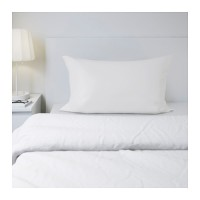 Jual HV4352 IKEA SOMNIG Sarung Bantal 50x80 cm  Putih KODE BIS4406 Murah