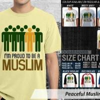 Peaceful Muslim 9 TX - BAJU KAOS DISTRO PRIA WANITA ANAK OCEAN SEVEN