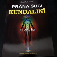 Prana Suci Kundalini - buku bali hindu