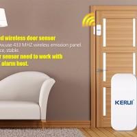 KERUI D025 433MHz Wireless Window Door Magnet Detector For G-18 Alarm