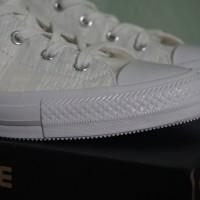 Converse Gemma Hi White BNIB Original Sepatu Keren Harga Murah