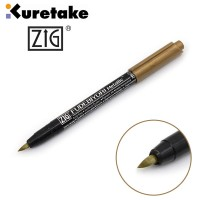 Jual Kuretake Zig Fudebiyori Metallic Brush Pen Murah