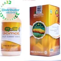 QnC Jelly Gamat Di Jamin Asli / Jeli Gamat / Bukan Jelly Gamat Gold-G