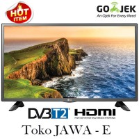 LG 32LW300C LED TV Layar 32 inch DVBT2 DIGITAL TV