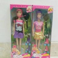 harga Boneka Barbie Sporty Family