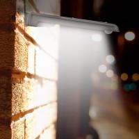 Jual Lampu Tenaga Surya Solar Powered Wall Light 46Led Motion Sensor Murah