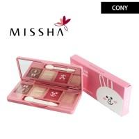 Jual MISSHA LINE FRIENDS Eye Color Studio Mini (MISSHA EYE C Termurah Murah
