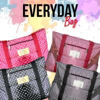 Jual Tas Everyday Folding Travel Simple Bag - Ringkas - Mult Murah Murah