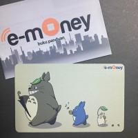 Jual Custom Emoney / Flazz - Totoro Murah