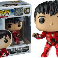 Jual Funko POP! Heroes Justice League - The Flash (Unmasked) (Exclusive) Murah