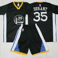 Jual Jersey Basket NBA Golden State Warriors (Sleeved Edition) Murah