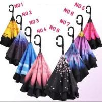 Payung Kazbrella/ Umbrella Kazbrella/ Payung Terbalik/ Payung Karakter