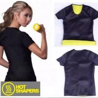 Hot Shapers Suit Full Baju Pembakar Lemak/ Baju Sport Pembakar Lemak