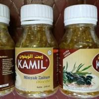 Kamil Minyak Zaitun 210kps - Kamil Ekstra Virgin Oil
