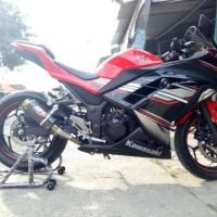 knalpot racing Ninja250cc slip on