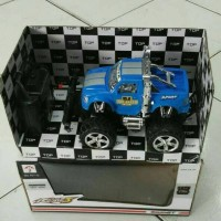 MOBIL RC JEEP BIGFOOT 1:24