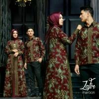 Jual Couple Muslim Couple Batik Couple Maron Baju Jubah Couple Pesta Murah