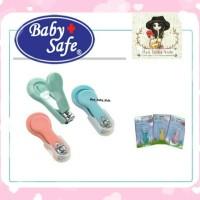 Jual Gunting Kuku Bayi Lynea Baby Safe Murah