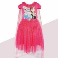 Jual baju anak perempuan frozen 3-7 th Murah