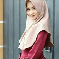 PROMO JILBAB INSTAN KHIMAR SIMPLE PET
