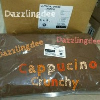 Jual Cappucino Crunchy Spread Elmer / Chocomaltine Cappucino Murah