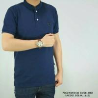 Jual Kaos Baru Polo Shirt Kerah Shanghai Best Seller Warna baru Murah