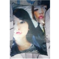 bantal fans artis korea bantal custom foto printing
