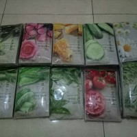 Jual Nature Republic Real Nature Mask Sheet Murah