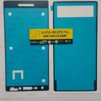 Jual Adhesive Lem Perekat LCD Backdoor Sony Xperia M2 Murah