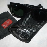 Kacamata Ray-Ban Wayfarer Original Made in Italy