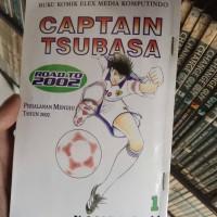 Komik captain tsubasa road to 2002 1-15 TAMAT (-2)