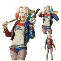 Jual MAFEX Harley Quinn -Suicide Squad- Murah