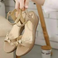 wow sendal wanita untuk jalan / sandal perempuan keren yang elegant
