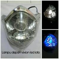 lampu depan led vixion ioto
