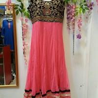 Jual abaya india/baju india/ busana muslim/maxi dress Murah