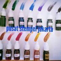 Tinta Stempel Flash / Stempel Warna