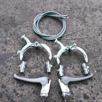 Rem Jepit Sepeda Set