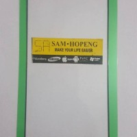 Adhesive Lem Perekat LCD Samsung note 4