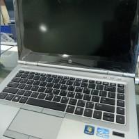 Laptop Hp elitebook 8470p series Core i5 Gen3/Mulus/Siap pakai