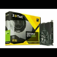 Zotac GeForce GTX 1050 Ti 4GB DDR5 / 1050Ti 4GB DDR5 VGA NVIDIA