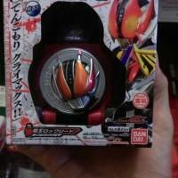 Kamen Rider Den-O Lockseed Climax Form Bandai ( Original )