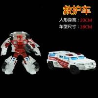Jual Transformer War Combiner First Aid-Oversize-Diecast merk Weijiang Murah
