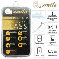 Jual OP1148 Smile Tempered Glass Blackberry Z3 Jakarta KODE Bimb1625 Murah