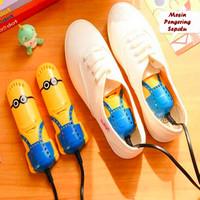 Jual Peralatan Rumah Impor DS /    Mesin Pengering Sepatu MINION Murah