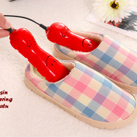 Jual Peralatan Rumah Impor DS /    Mesin Pengering Sepatu KAKI Murah