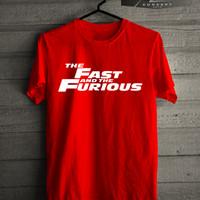 Jual Kaos/T-shirt Fast And Furious Murah Murah