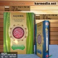 Jual Al Quran Tiga Bahasa Al-Jamil Kecil (A5) Murah