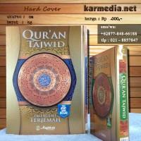 Jual Qur'an Tajwid Maghfirah Pustaka - Terjemah - KECIL - A5 Murah